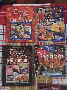 Tons of cookbooks CHEAP