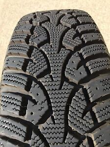 Barely used winter tires! 185/65 R15 complete set!