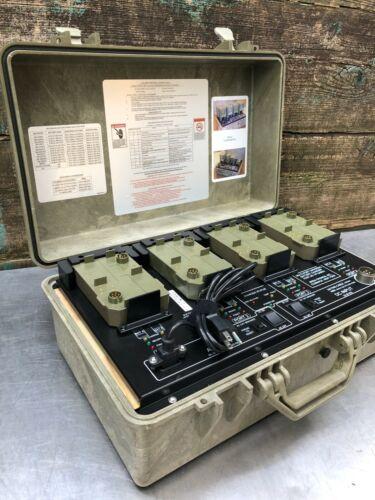 NEW Bren-Tronics MultiPort Universal Soldier Portable Battery Charger BTA-70834