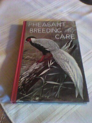 Pheasant Breeding And Care By Jean Delacour 1959 Egg Hatching