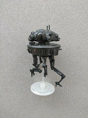 "Star Wars Imperial Probe Droid 3.75"" figure Force Link from Darth Vader 2 pack"