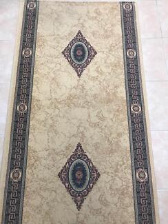 Turkish Merinos hallway runner rug ( 10 m X 80 cm)