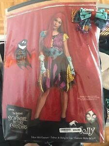 Costume de Jack et de Sally Nightmare before Christmas