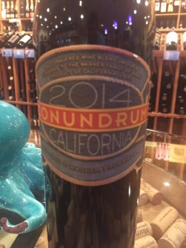 2018 Conundrum Red Blend ..Caymus, Emmolo,  ***12 Bottles **