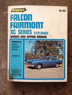 Falcon fairmont xc series 6 cylinder workshop manual Morisset Lake Macquarie Area Preview