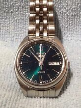 SEIKO Wrist Watch Macgregor Brisbane South West Preview