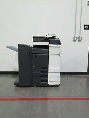 Konica Minolta Bizhub C368 Color Copier - Only 230k Copies - 36 Page Per Minute