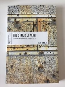 The Shock Of War by Sean Kennedy