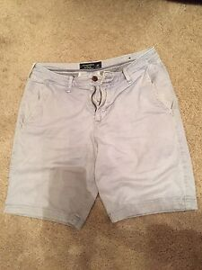 abercrombie and fitch men's shorts