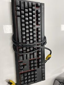 Corsair Gaming K68 Red Mechanical Gaming Keyboard Melbourne CBD Melbourne City Preview