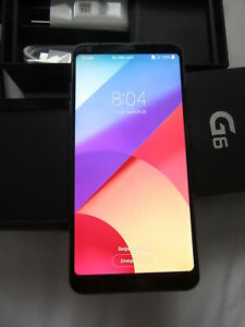 Unlocked LG G6 New-condition in retail box