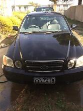 2004 Kia Optima Sedan Wendouree Ballarat City Preview