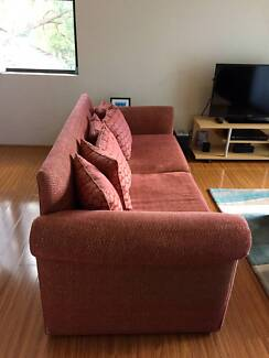 Custom-made sofa/lounge for sale $400 ONO Mortdale Hurstville Area Preview