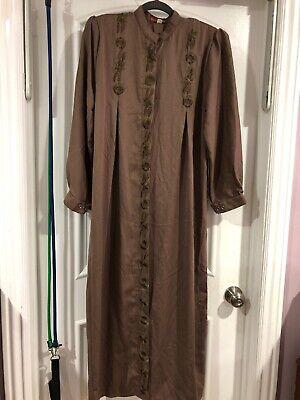 Abaya Nude Color Dubai