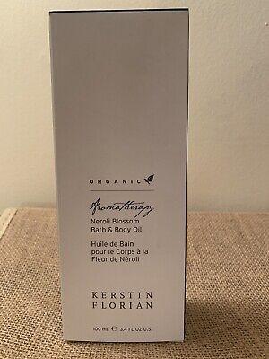 Kerstin Florian Organic Neroli Blossom Bath & Body Oil 100 ml
