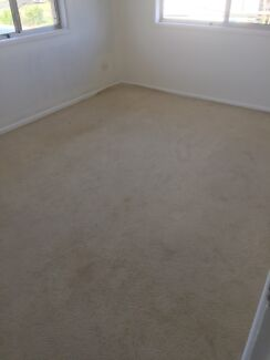 Cream carpet free house 3 bedrooms and living room