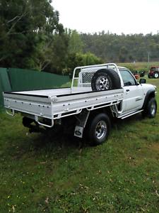Nissan patrol Gu flat tray 4.2 diesel ute