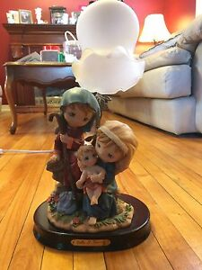 Holy Family Lamp