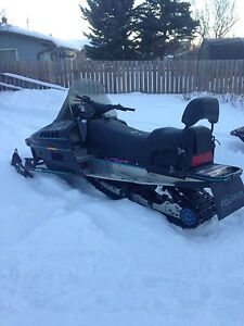 1995 touring 500 long track , reverse