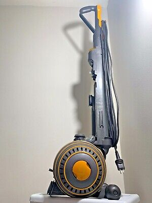 Dyson UP19 Ball Multi Floor 2 Upright Vacuum Cleaner, Yellow/Iron