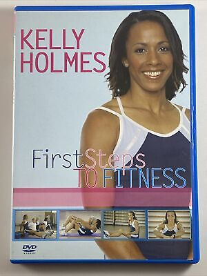 Kelly Holmes First Steps To Fitness (DVD)