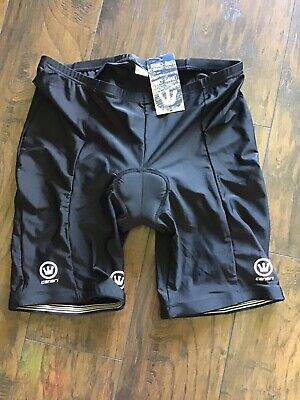 Cycling Shorts X-Large Canari Women/'s Crazy Lily Liner Shorts Gel Liner