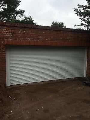 CHEAP NEW ELECTRIC INSULATED ROLLER SHUTTER GARAGE DOOR