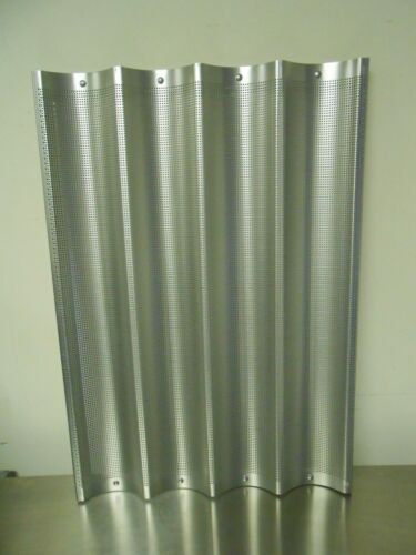 New Full Size French Loaf Baking Pan  set of Four (4)