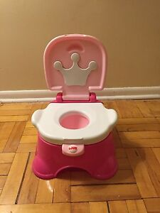 Fisher price pink potty