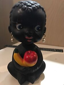 Gollywog collection. Little lady money box Surrey Hills Boroondara Area Preview