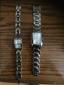 Women's Guess Watch and Women's Fossil Watch