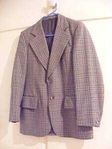 VINTAGE PETER SHEARER SPORTS JACKET SIZE 12  FEMALE Morphett Vale Morphett Vale Area Preview