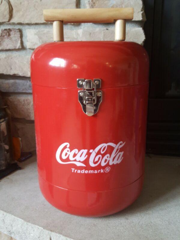 Coca Cola Portable Cooler