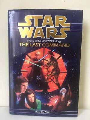 Star Wars The Last Command Volume 3 by Timothy Zahn Hardback 0593025180
