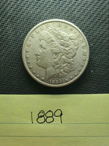 1889 Morgan Silver Dollar - Nice Coin... No Reserve.  - $0.99
