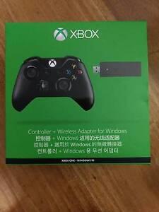 XBOX ONE CONTROLLER +WIRELESS ADAPTER FOR WINDOWS Bunbury Bunbury Area Preview