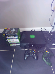 X box and 14 games. Glenroy Moreland Area Preview