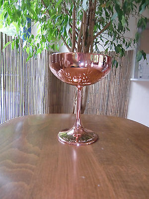 HEILIGER GRAL! Absolut Elyx Martini Kelch Kupfer Glas Cocktail Moscow Mule Vodka (Heilige Kelch)