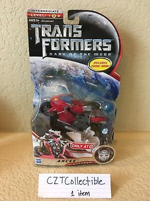 NEW Transformers Dark of The Moon ARCEE Target Exclusive!