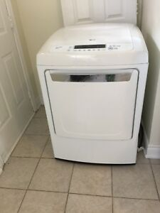 Can deliver Excellent condition LG DRYER