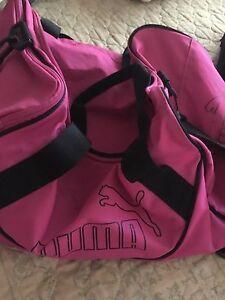 Puma Pink Sports Bag Paddington Brisbane North West Preview