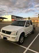 Holden Rodeo Lx 07 4X4 Osborne Park Stirling Area Preview