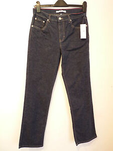 TOMMY-HILFIGER-DARK-BLUE-STRETCH-JEANS-RRP-65-BNWT-GENUINE