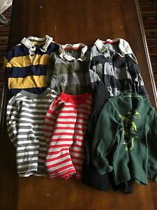 Carters boys shirts, 2t
