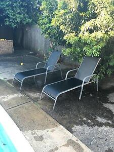 Selling two pool sun chairs Shellharbour Shellharbour Area Preview