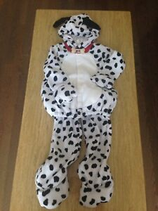 Old Navy Dalmatian costume 4T/5T