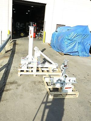 Manibo Parts Box Manipulator Lift Move Rotate Hoist 83 Reach 110lb Capacity