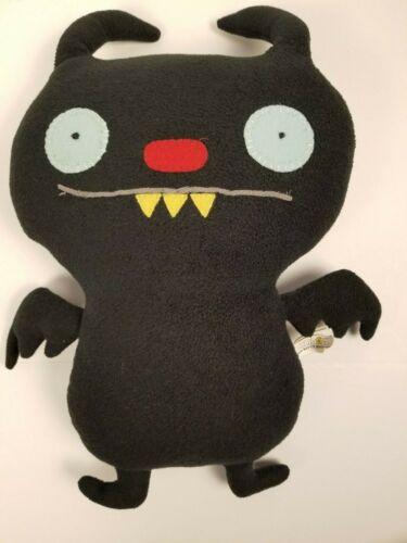 """UGLYDOLL NINJA BATTY SHOGUN Stuffed Plush Ugly Doll 15"""" © 2009 Pretty Ugly LLC"""