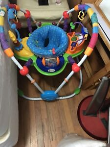Baby Einstein activity centre