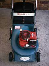 BRIGGS STRATTON 4 STROKE,ROVER SERVICED,LAWN MOWER.19 inch cut. Runcorn Brisbane South West Preview